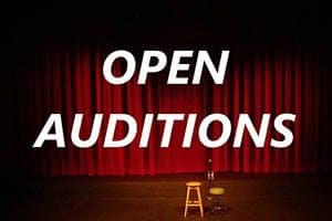 5/9: Auditions for Ingles drama