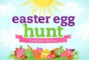 4/15: Blacksburg Easter Egg Hunt