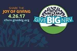 4/26: GiveBigNRV Beans & Rice