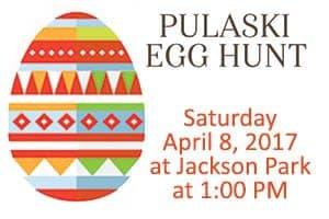 4/8: Pulaski Egg Hunt