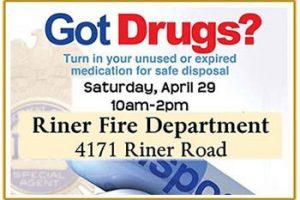 riner-drug-takeback