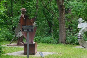 Outdoor Sculpture, Radford