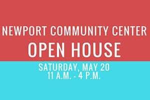 5/20: Newport Open House