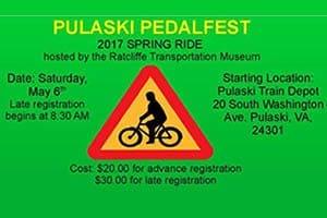 5/6: Pulaski Pedalfest