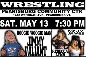 5/13: Relay Wrestling