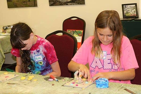 7/10-14: Kids Summer Art Camp