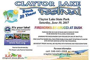 Claytor Lake Festival2