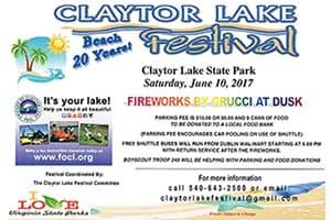 6/10: Claytor Lake Beach Festival