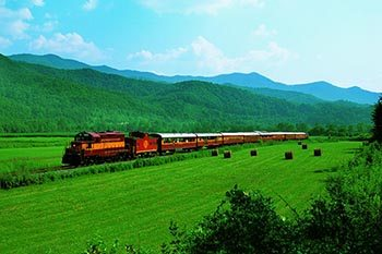 Summer Train Excursion