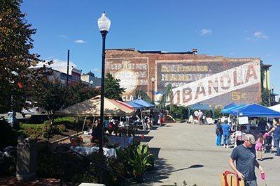 Radford Farmers' Market