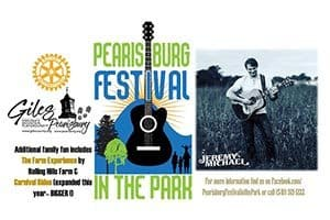 6/16: Pearisburg Festival in the Park