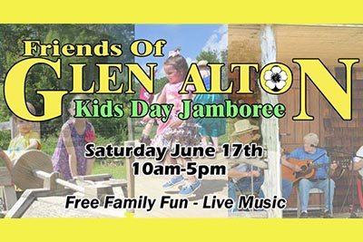 6/17: Glen Alton Kids Day Jamboree