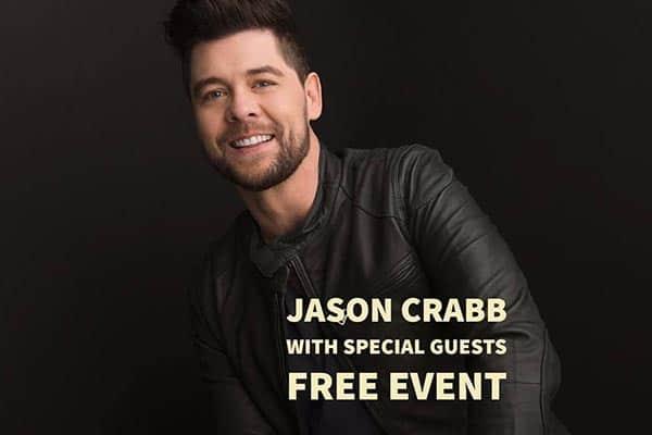 6/10: Gospel Jubilee featuring Jason Crabb