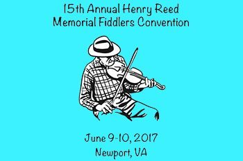 6/9-10: Henry Reed Fiddlers Convention