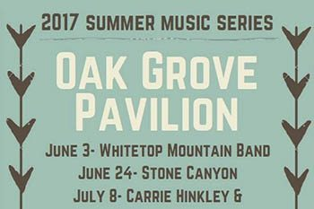 6/3: Summer Music Series Begins