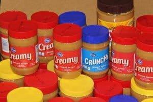 Peanut butter campaign for the hungry