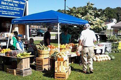 Pearisburg Farmers Market