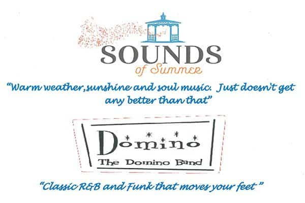 6/16: The Domino Band