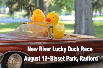 8/12: Radford Lucky Duck Race