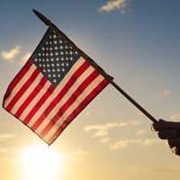 amem flag.'