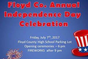 Floyd Independence Day Celebration