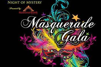 8/26: Alexander Black Tie Masquerade Gala