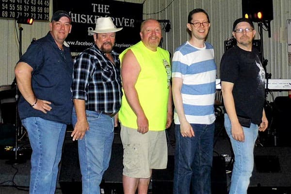 7/14: Whiskey River Band & DJ Josh Boggs