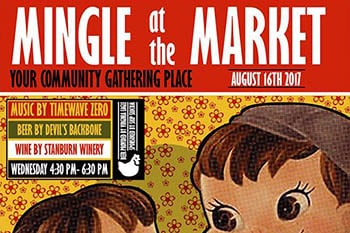 08/16: Mingle at the Market