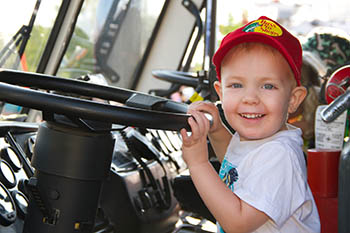 8/26: Touch-A-Truck NRV