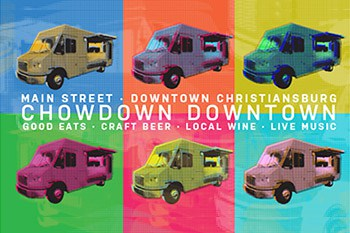 9/22: Chow Down Food Truck Rodeo
