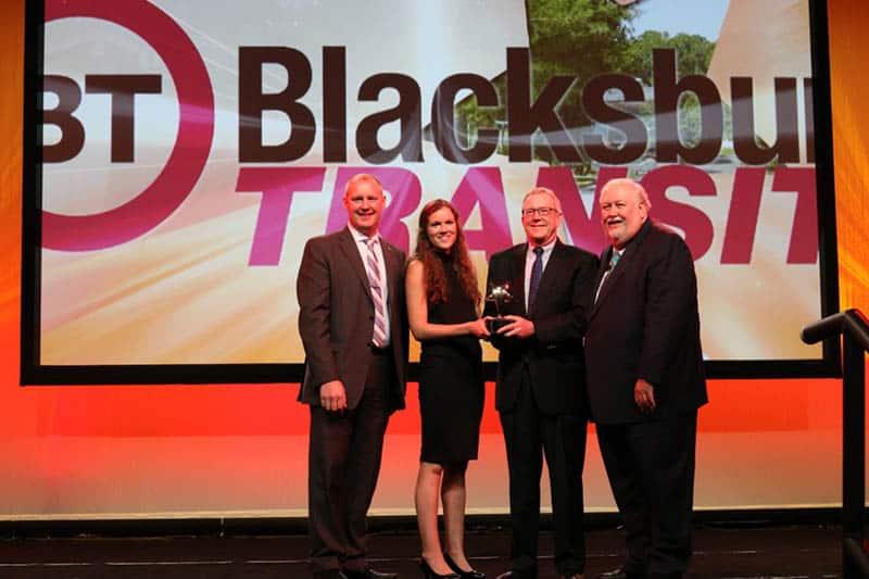 BTO Earns 2017 Grand Prize APTA Award