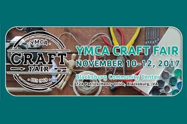 11/10-12: YMCA at VT Craft Fair