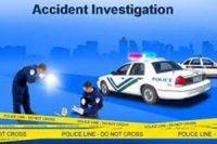 Fatal accident on Ellett Road