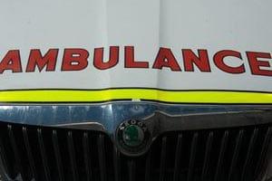 Skateboard Incident sends one to hospital