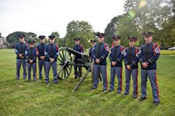 Cannon to fire as Corps of Cadets welcomes the Class of 1967
