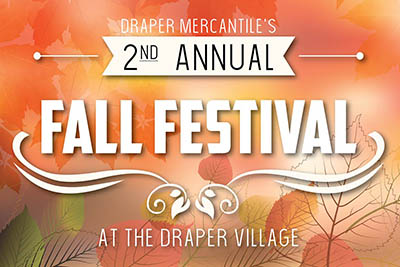 10/21: Fall Festival and Community Flea Market