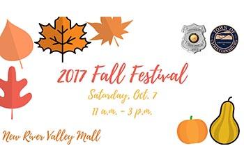 10/7: Fall Festival at NRV Mall