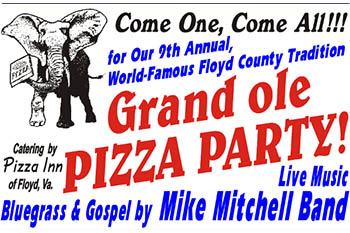 Cathy Gillespie to speak at GOP Pizza Party