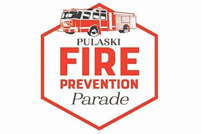 10/12: Pulaski Fire Parade
