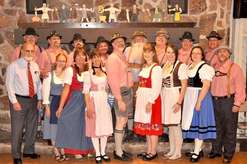 10/19: The Sauerkraut Band
