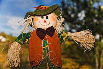 10/14: Scarecrow Festival