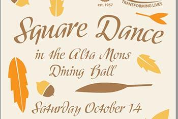 10/14: Square Dance