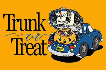 10/28: HallowHIM Trunk or Treat