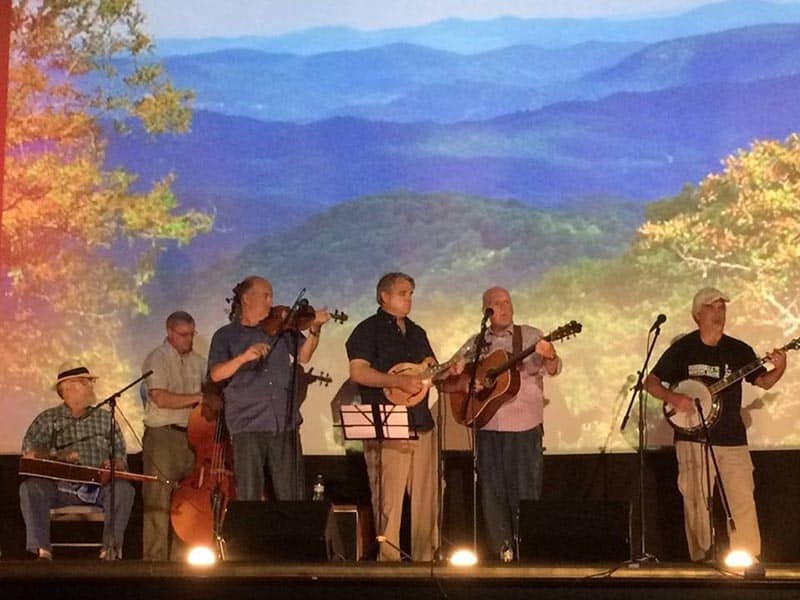 4/13: Java Brothers and Whitetop Mountain Band