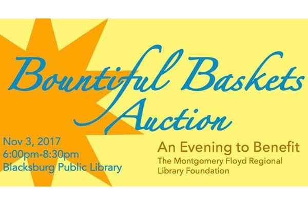 11/3: Bountiful Baskets Auction