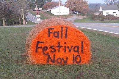 11/10: Indian Valley Fall Festival