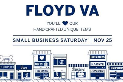 11/24-26: Small Business Weekend