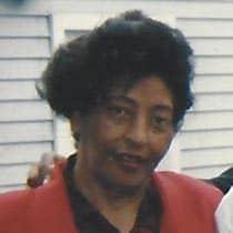 Walker, Mary Joyce