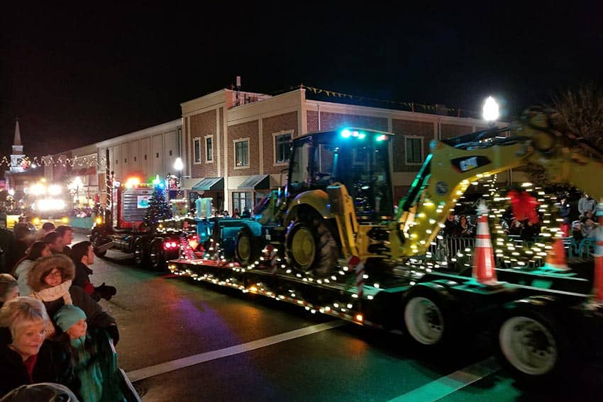 Best Overall: Town of Christiansburg Public Works Department