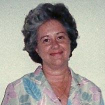 Marshall, Barbara Burnette